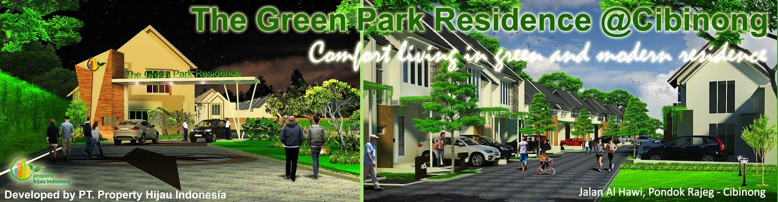 The Green Park Residence