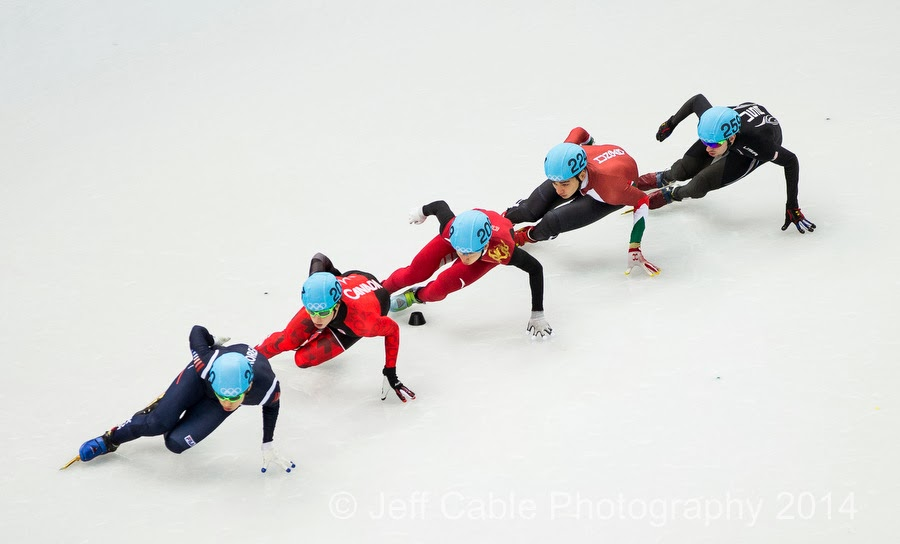 Jeff Cable's Blog: Short track speed skating