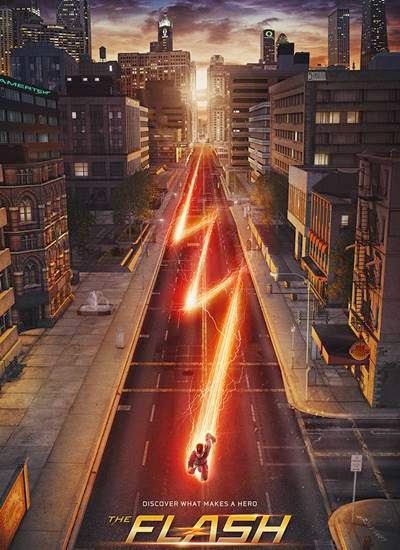The Flash Temporada 1 Completa HD 720p