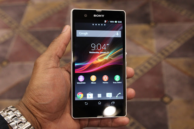 SONY XPERIA Z New Mobile Phone Last Photos and Images 10