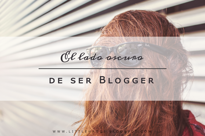 lado oscuro blogger
