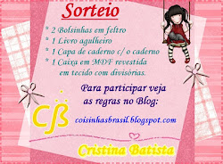 Sorteio - coisinhasbrasil.blogspot.com