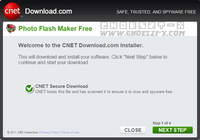 Cara Download File di Cnet.com