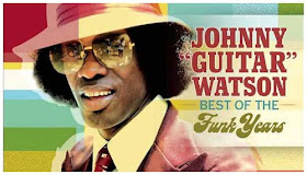 "Johnny ""Guitar"" Watson )( 10 CD  )("