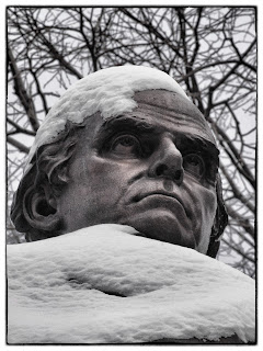 Daniel Webster Statue, Central Park, NYC (near 72nd Street)