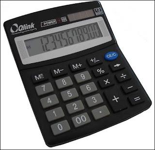 memperbaiki kalkulator digital rusak