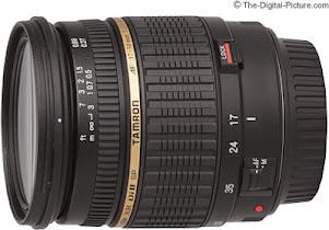 Lens Tamron 17-50mm