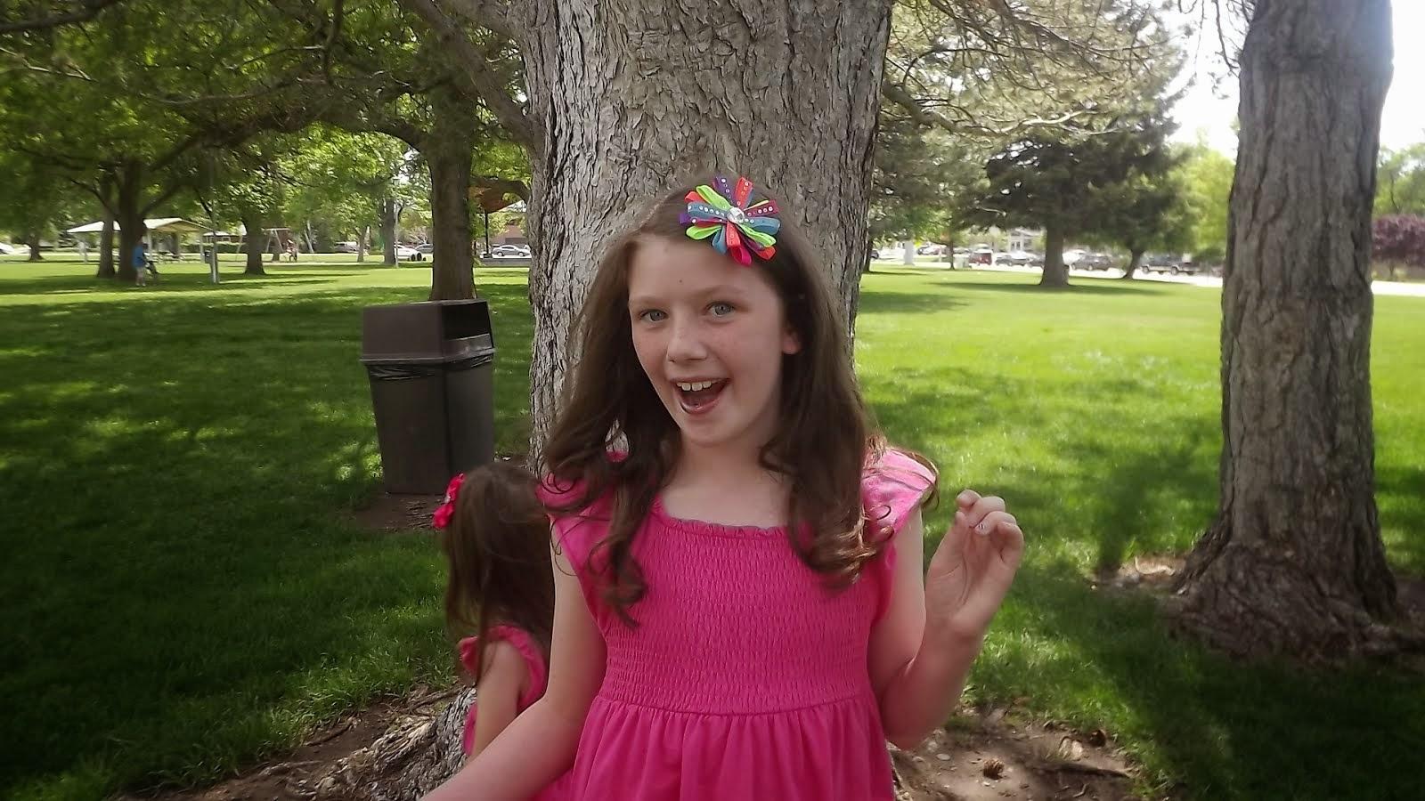 Kaitlyn age 9