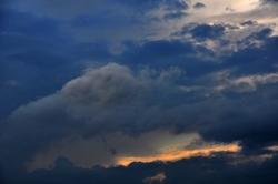 Lichtstreif am Horizont...