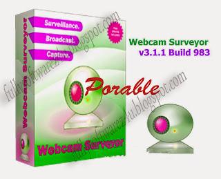 Webcam Surveyor Crack Portable Free Download