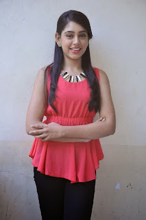 Actress Niti Taylor Latest Pictures in Pink Top and Tight Jeans 0008.jpg