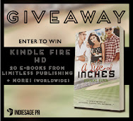 A Life of Inches Cover Reveal & Giveaway