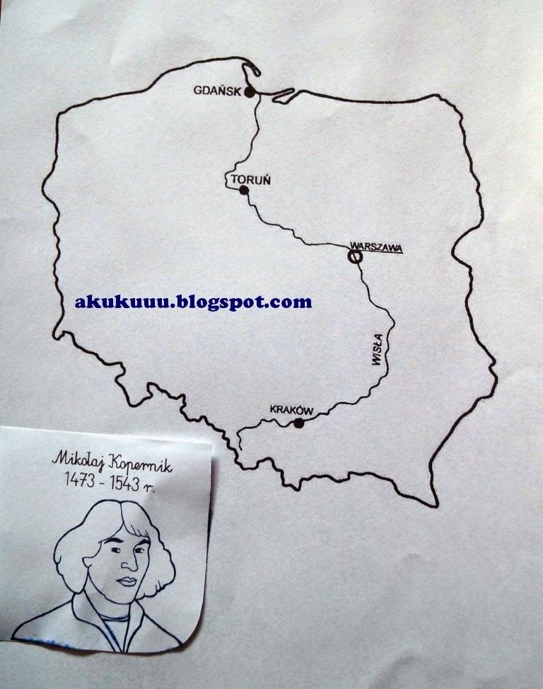 Akukuuu Przez Polskę Z Kopernikiem