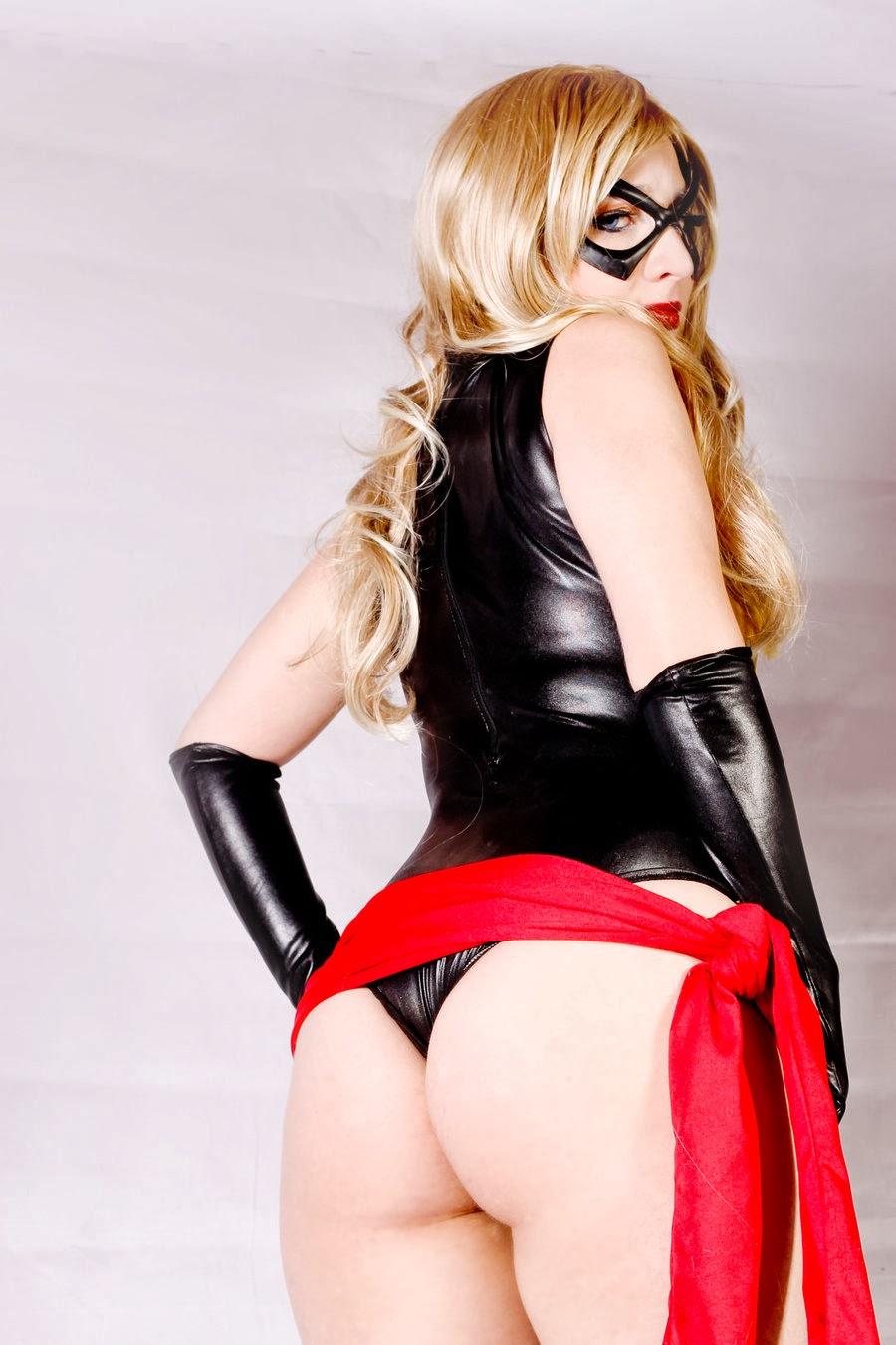 Big Culo Day 2014: Miss Marvel Cosplay