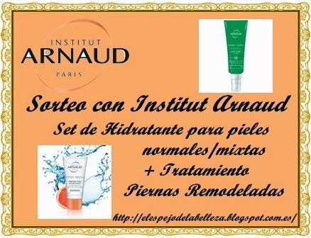 Sorteo con Institut Arnaud