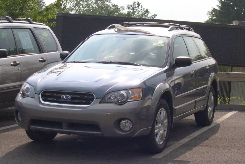 2014 Subaru Outback Spy Pictures #585