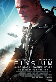 Filme Poster Elysium DVDRip XviD Dual Audio & RMVB Dublado