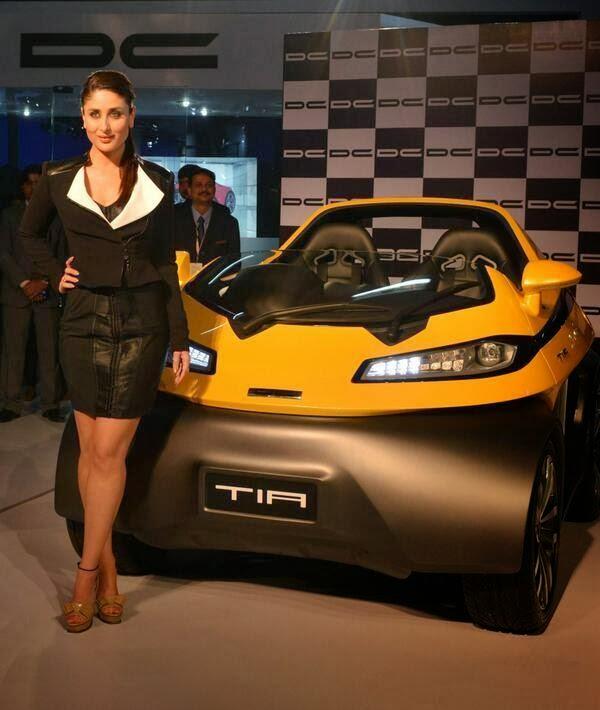Kareena Kapoor Unveils Dc Design S Eleron And Tia At The 2014