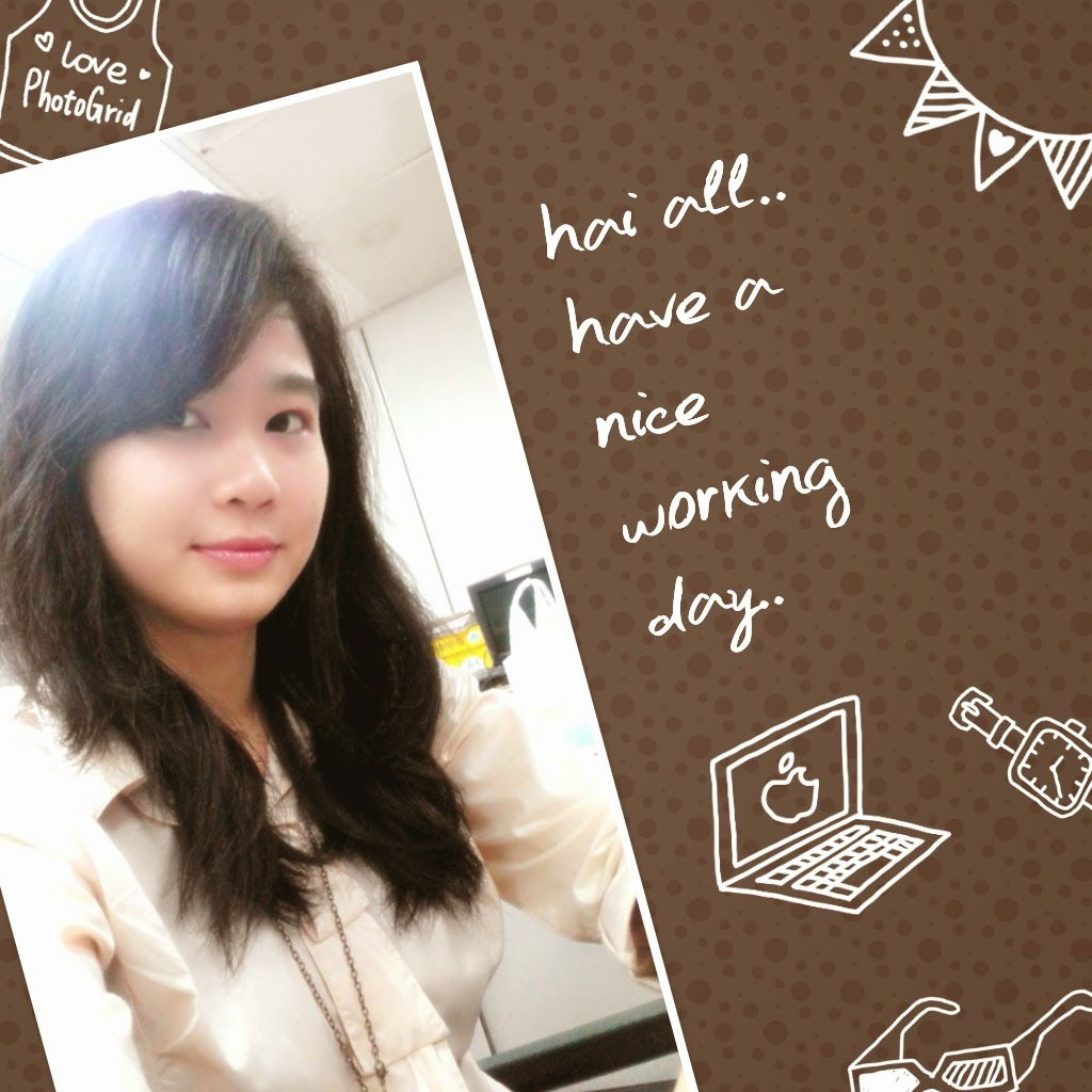 Have a nice working day