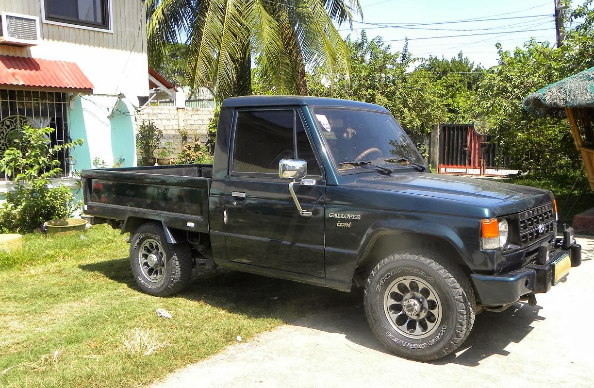 Hyundai Galloper 4x4 For Sale Pangasinan ALREADY SOLD ...
