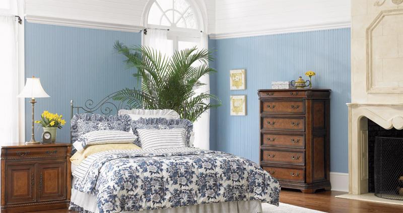 C mo decorar las habitaciones de color azul decorar - Habitaciones de color azul ...