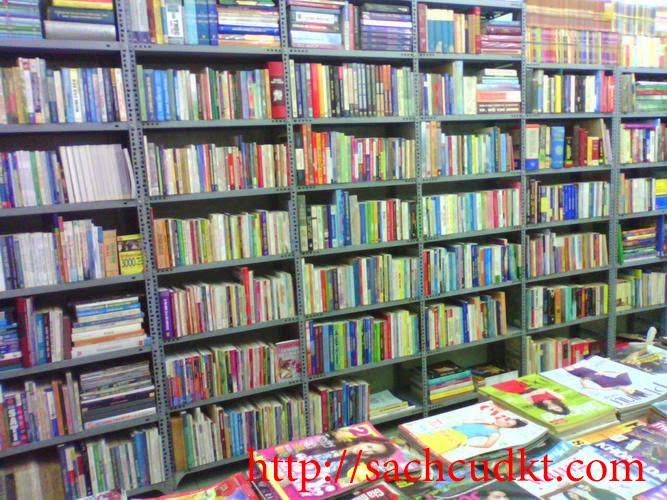 Tìm mua sách cũ ở đâu Hà Nội | Mua sách cũ online
