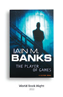 Ian M. Banks Player of Games WBN 2012 Edition Bookcover