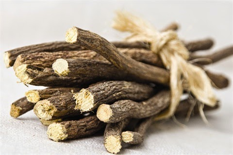 how to use dried licorice root