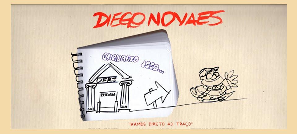 Diego Novaes - Enquanto Isso