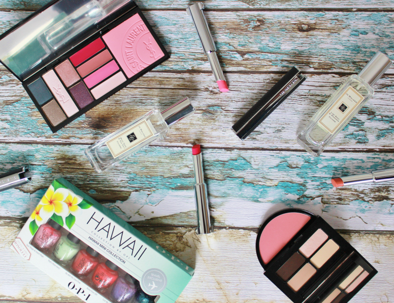 World Duty Free summer top beauty picks