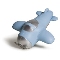 Zuny Linea 1930 Blue Plane CD holder
