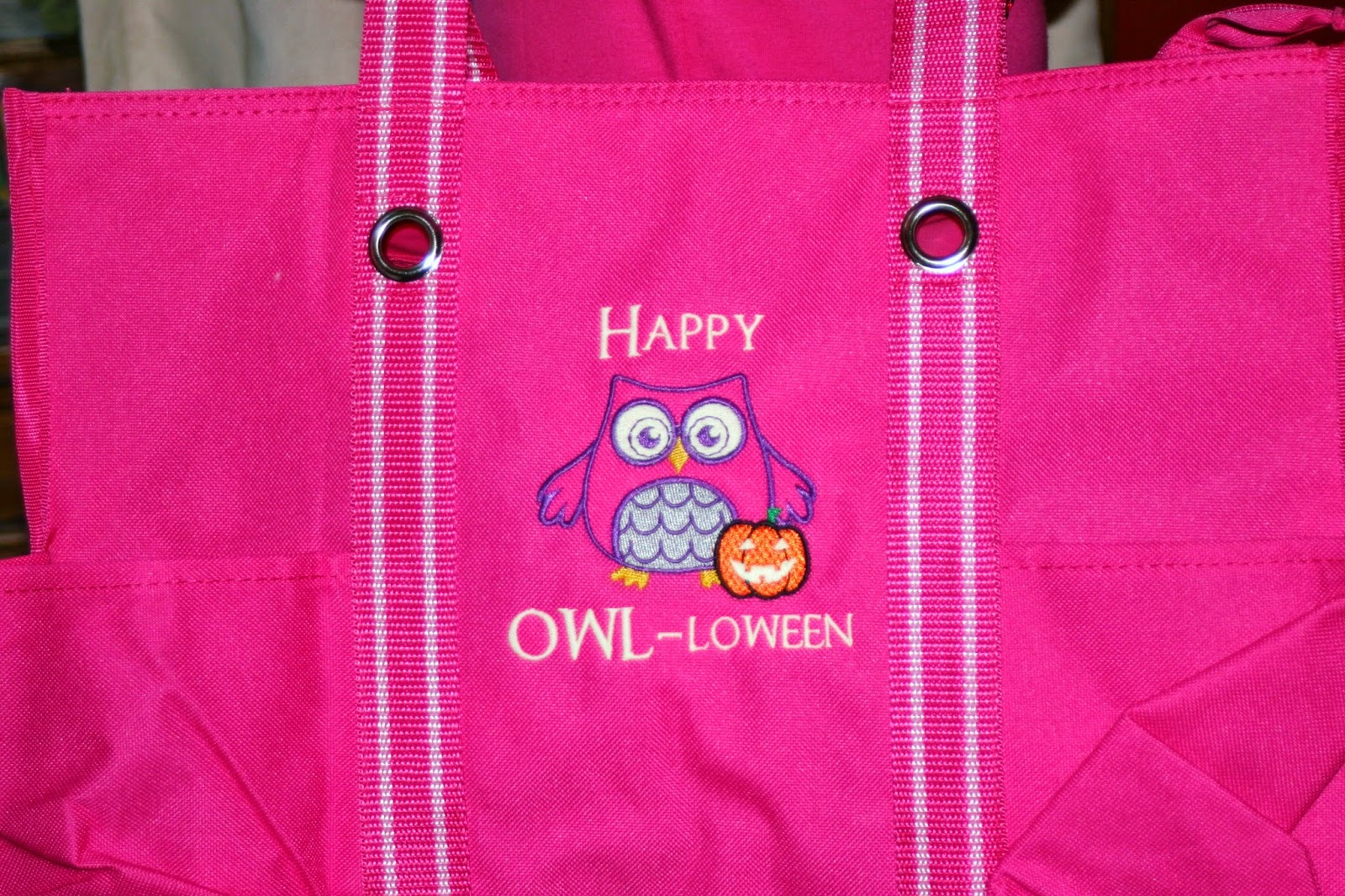 Thirty-One, Halloween, Trick or Treat, bag