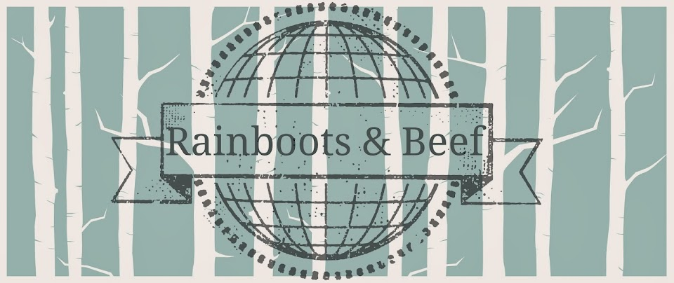 Faith and food lifestyle blog Rainboots and Beef