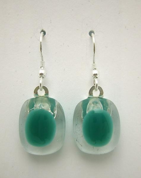 Fused Glass Beach Jewelry