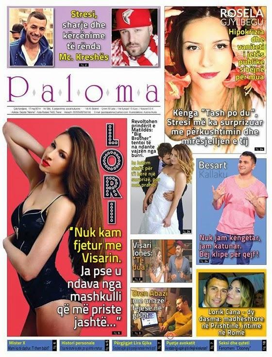 Revista PALOMA - 17 Maj 2014