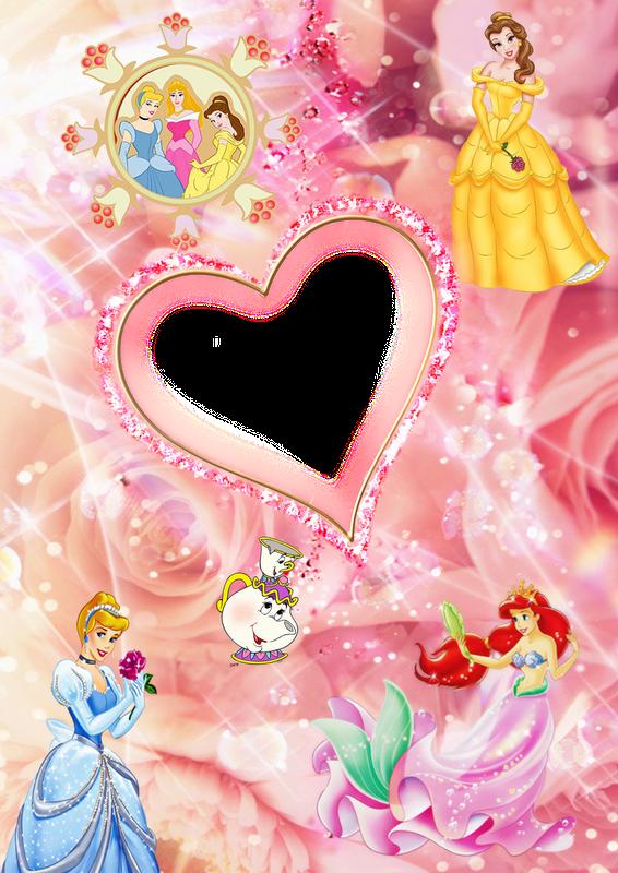 Marco Para Fotos De Princesas