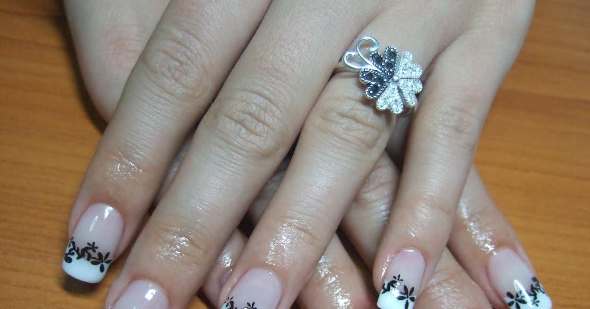 Unghii false cu gel: MODEL 20 RON | Gradient nails, Nail