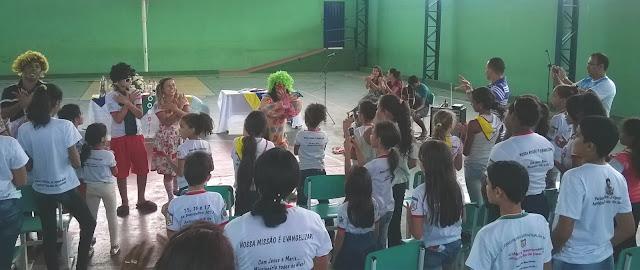 Em Minas Gerais, IAM e Juventude Missionária conscientizam para o cuidado com o meio ambiente
