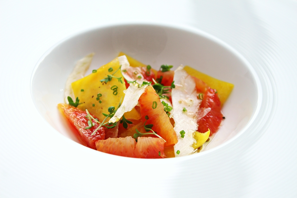 Delicious Tapas: Blood orange, beet and fennel salad #155