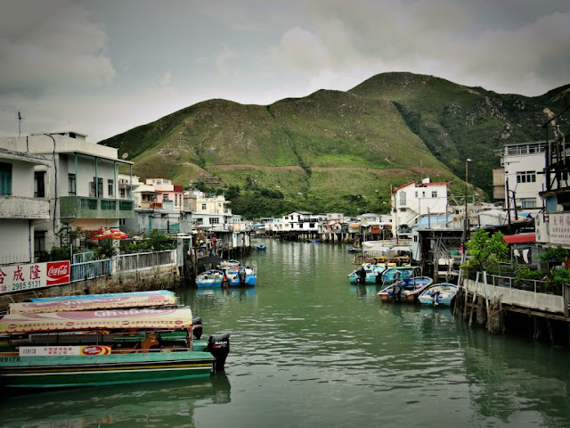 Tai O Hong Kong by Monika Mukherjee