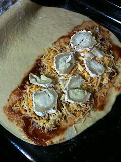 calzone 4 queijos, calzone quatro queijos