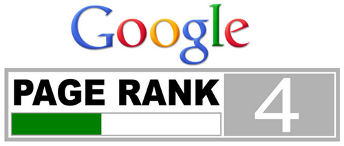 google pagerank 4