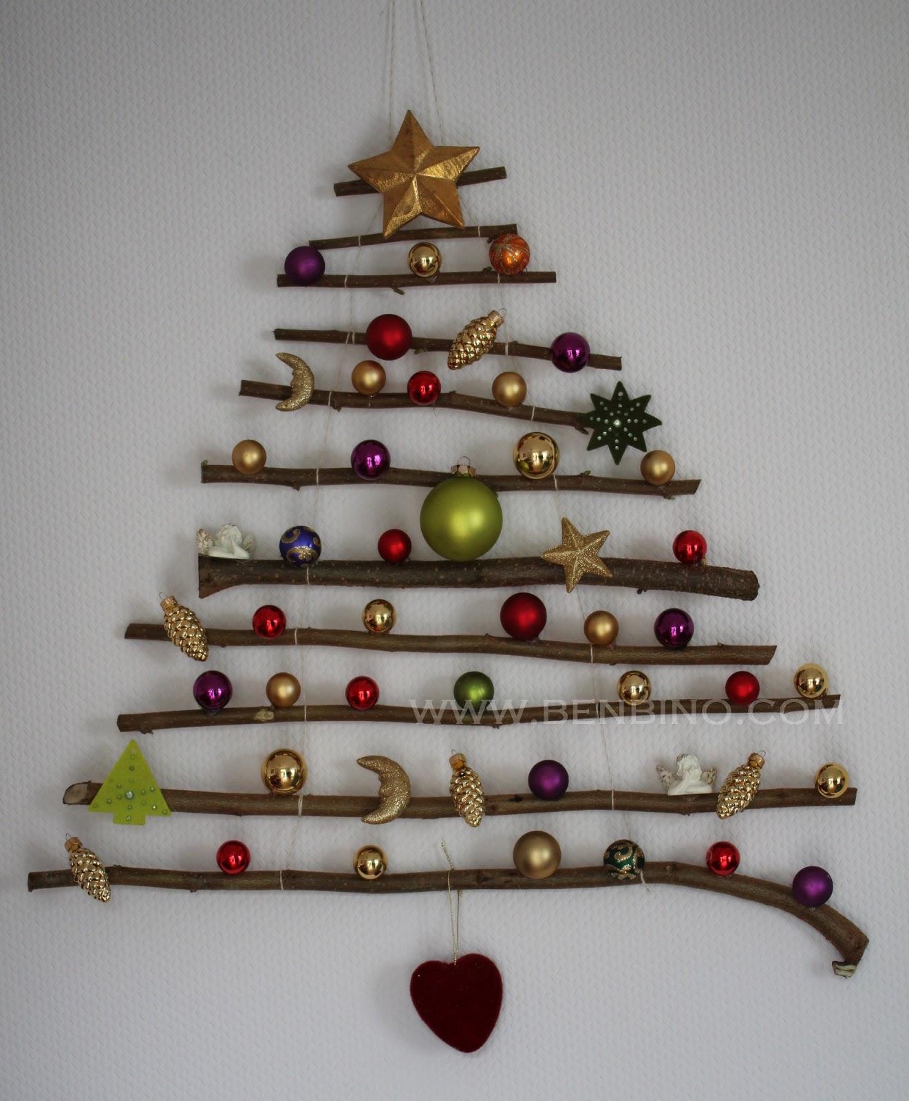 Weihnachtsdekoration Basteln | Möbelideen