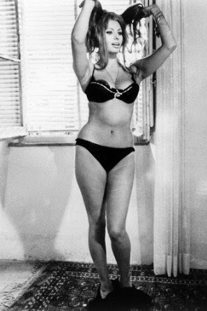 Sophia Loren 60s