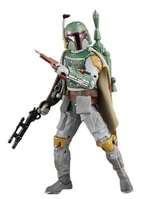 "Hasbro Star Wars The Black Series Wave 2 6"" Boba Fett Figure"