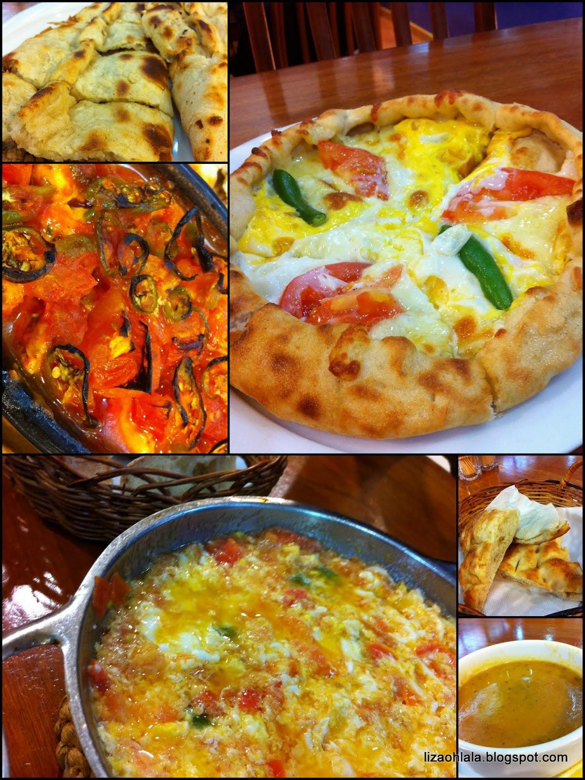 Everything happens for a reason anatolia turkish for Anatolia turkish cuisine
