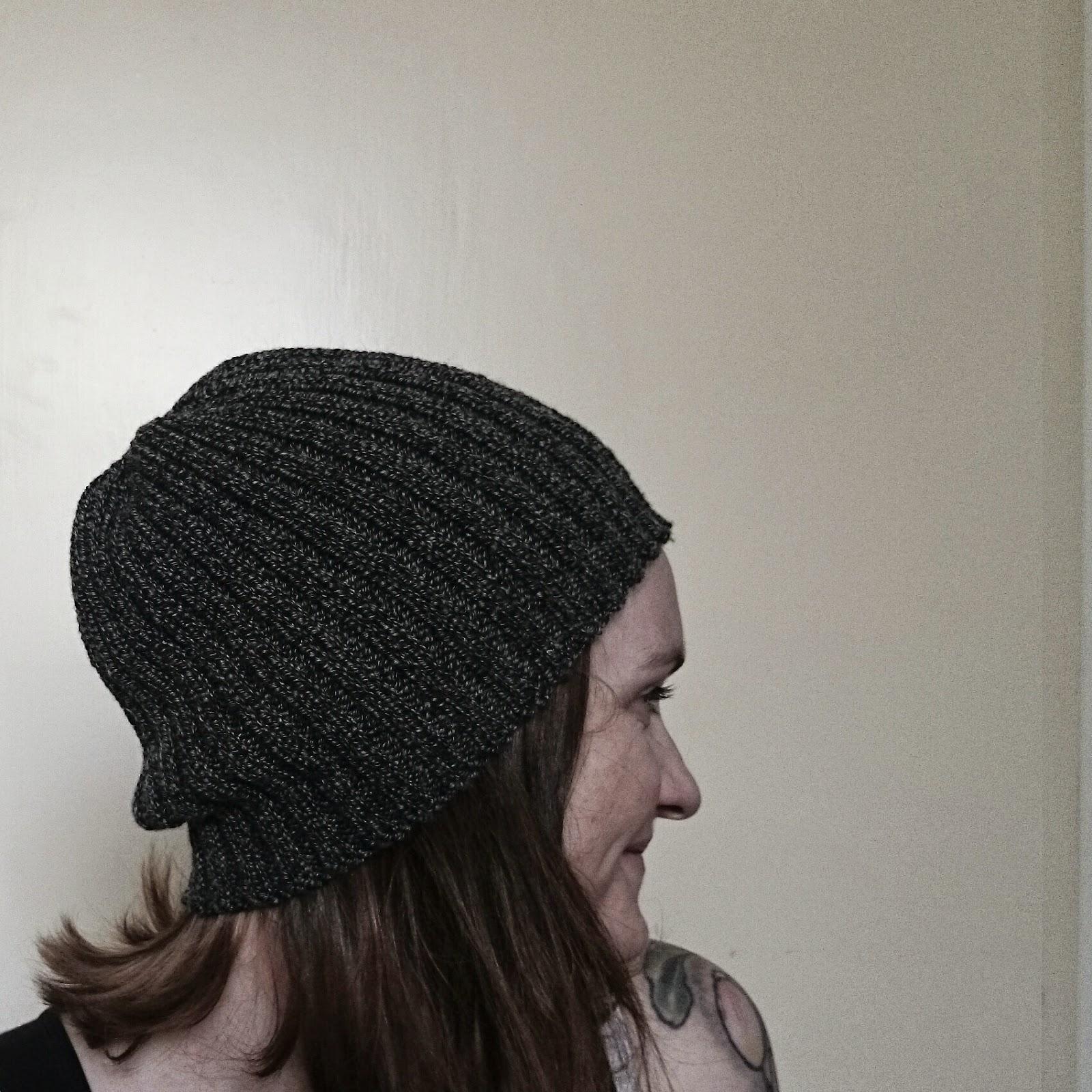 samcro SOA hat beanie knitting