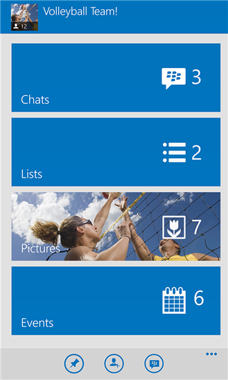 Download BBM Beta Untuk WIndows Phone