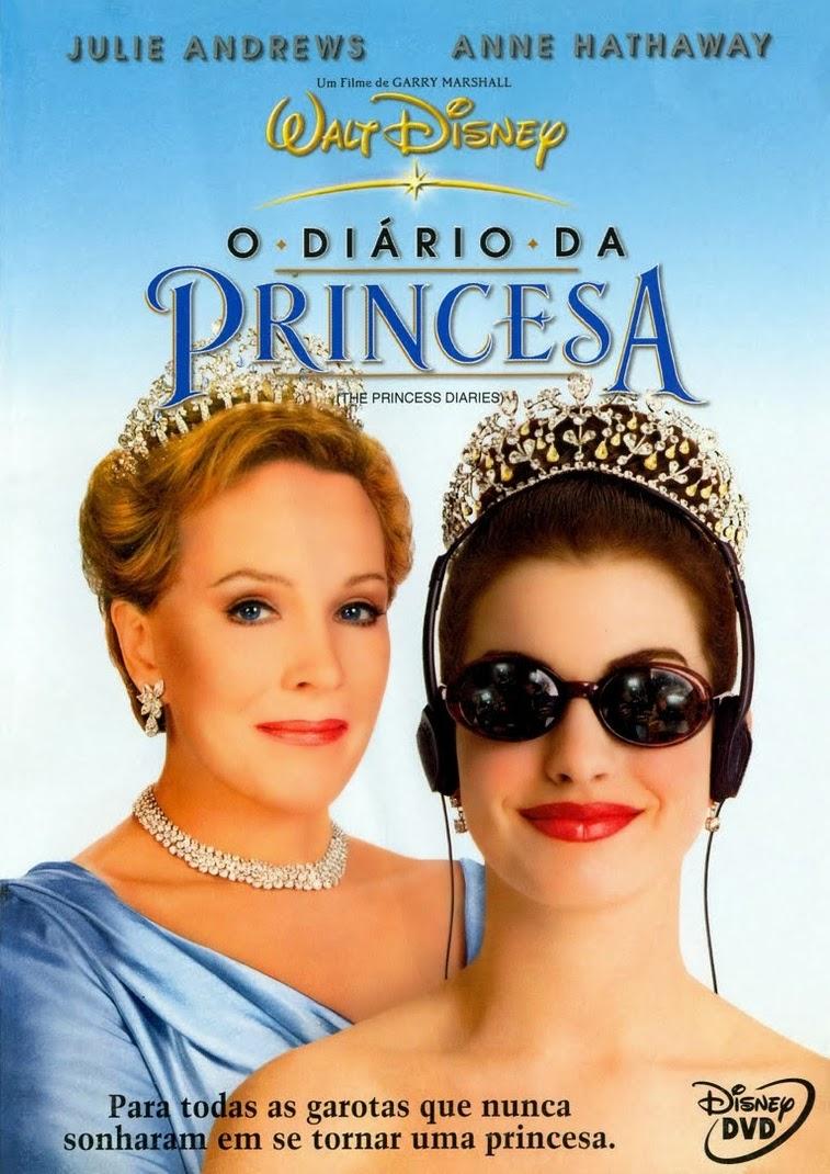 O Diário da Princesa – Dublado (2001)