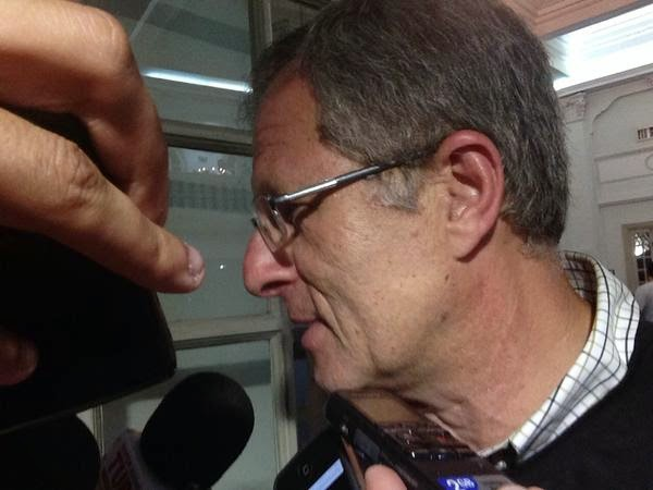 Carlos Eduardo Pereira é o novo presidente do Botafogo